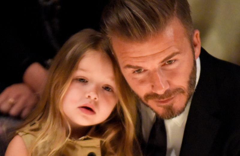 Маленькая принцесса: 10 интересных фактов о Харпер Бекхэм и ее знаменитой семье