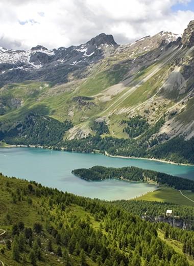 Трекинг на миллион: 6 лучших мест для путешествия в Швейцарию