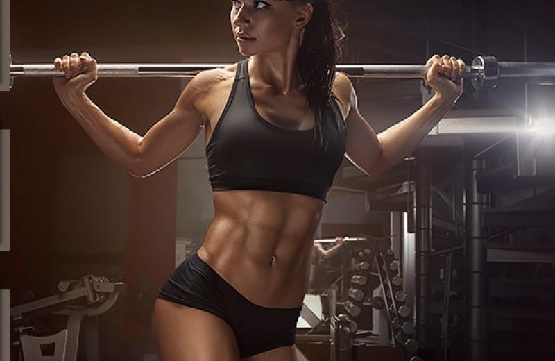 Суперсет: тренировка для рельефных плеч в тренажерном зале
