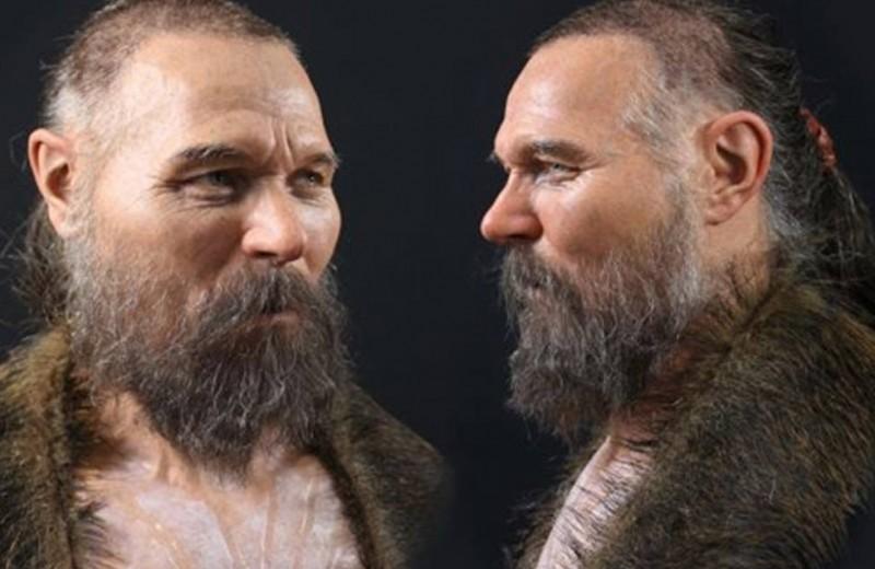 Шведский криминалист восстановил внешность человека из «гробницы затонувших черепов»