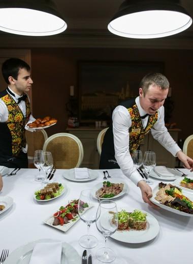 От премьеров к миллиардерам: из чего вырос ресторан братьев Ротенбергов