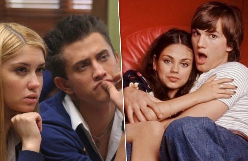 Служебный роман: пары из популярных сериалов, которые влюбились в жизни!
