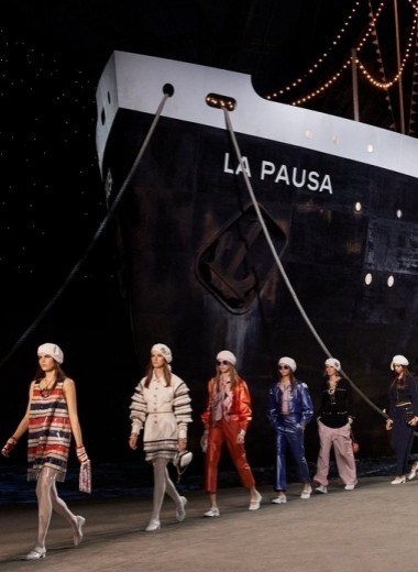 Оденься как парижанка! 7 идей для луков во французском стиле 80х с показа Chanel