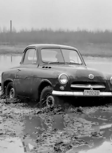 ГАЗ, «Москвич» и другие: 5 самых крутых советских внедорожников