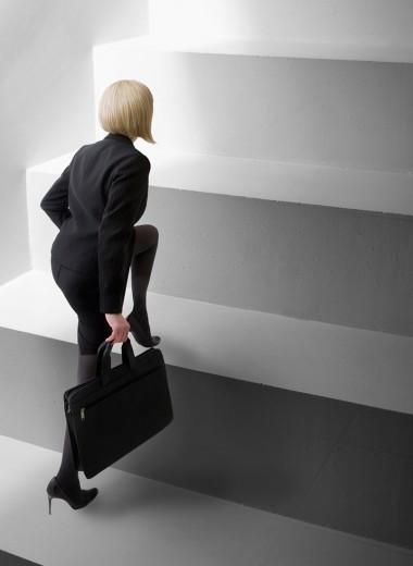 Первобытная теория. Почему не следует делить бизнес на женский и мужской