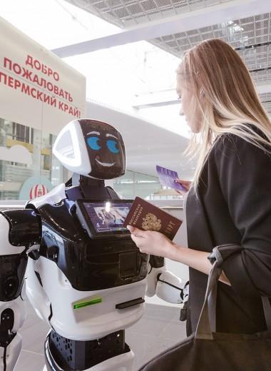 Участник списка Forbes «30 до 30» договорился с ВЭБ.РФ об инвестициях в человекоподобных роботов