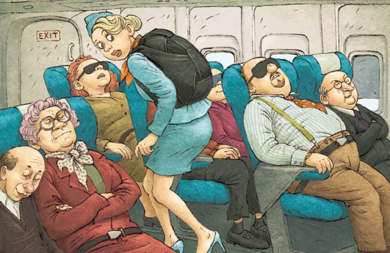 20 вещей, о которых пилоты необъявляют перед взлетом