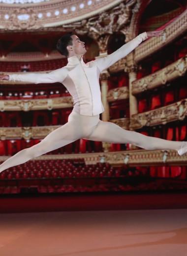 Большой балет на телеэкране