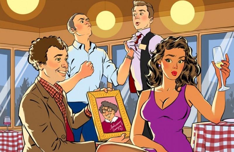 10 типов мужчин, которые отпугивают девушек на первом свидании