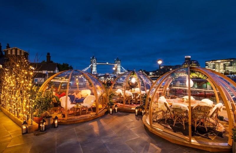 Тайные места Лондона