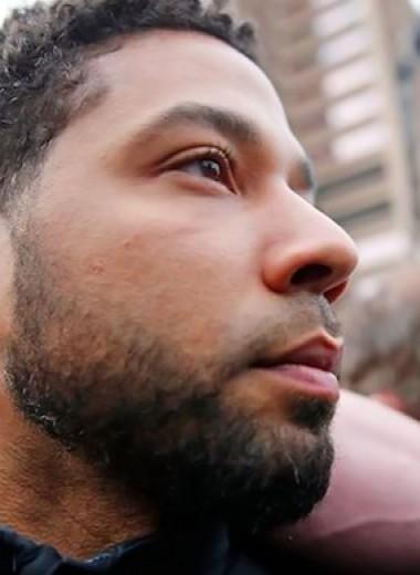 Актер инсценировал нападение на себя на почве расовой ненависти, но аферу разоблачили