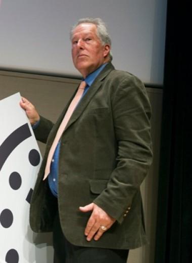 Ноам Хомский: Часы судного дня