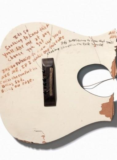 Вещи, мысли и музыкальные наследники Курта Кобейна