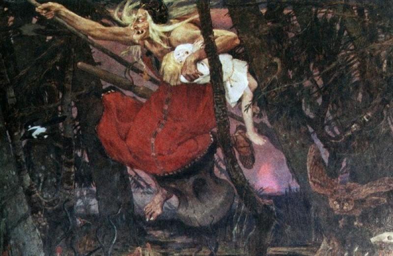 Избушка на курьих ножках — это гроб, и еще 4 неожиданности русских народных сказок