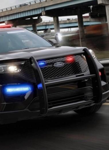 Полицейские внедорожники: 6 машин, от которых не получится уйти