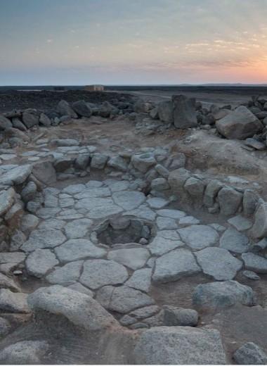 В Иордании найдена древнейшая в мире хлебопечка