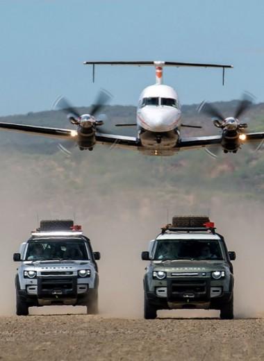 Деревенский модник: 5 фактов о новом Land Rover Defender