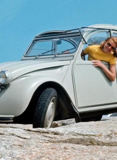 «Зонтик на колесах»: народный автомобиль по-французски