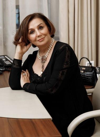 «Больше заниматься своими делами»: «коуч миллиардеров» Марина Мелия о том, как вырастить детей успешными и свободными