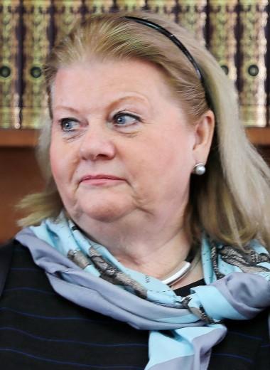 Ирина Муравьёва: два падения одной звезды