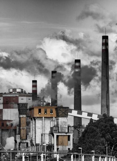 Каждая восьмая смерть в ЕС связана с загрязнением воздуха