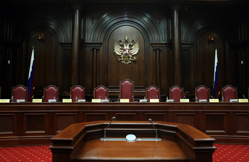 Мнения держите при себе: что означают предлагаемые поправки в закон о Конституционном суде