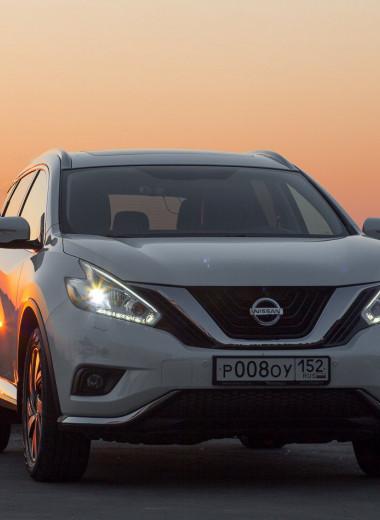 Герой дороги: Nissan Murano