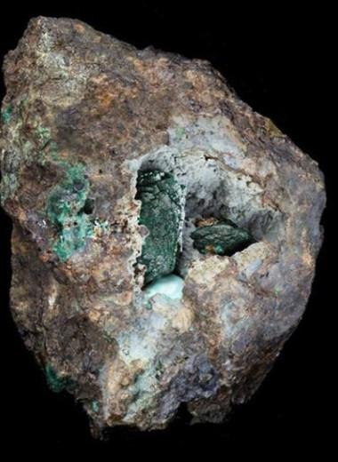 В Великобритании открыли новый минерал