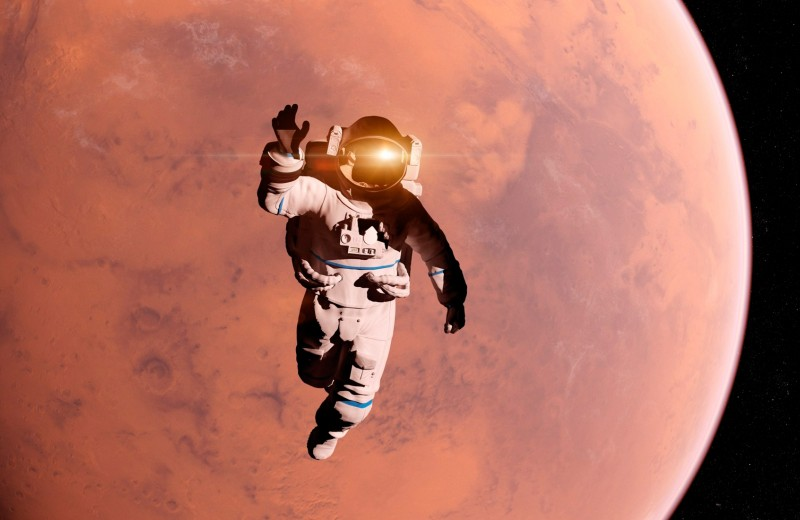 Марсианский доктор. Как разработчик видеоигр спасет космонавтов