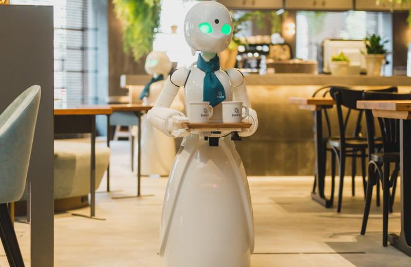 Аватар по-японски: люди с ограниченными возможностями «живут» жизнью роботов