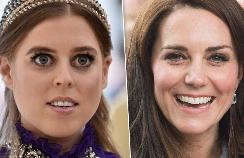 Морщины, синяки, неровности: рассматриваем вблизи лица королевских особ
