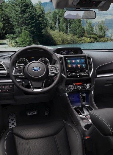 Они все простят: как автомобили Subaru позволяют водителю ошибаться
