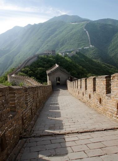 4 мифа о Великой Китайской стене