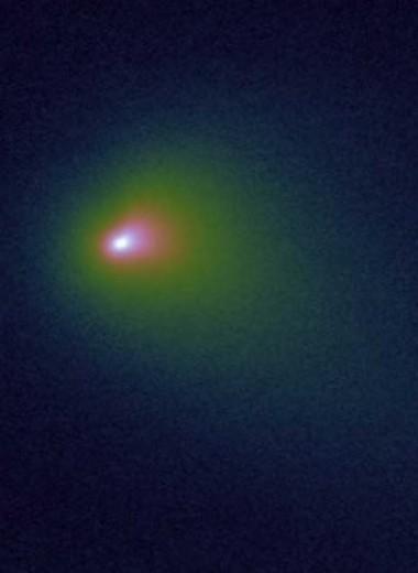 Солнечная система станет последним пристанищем для межзвездной кометы