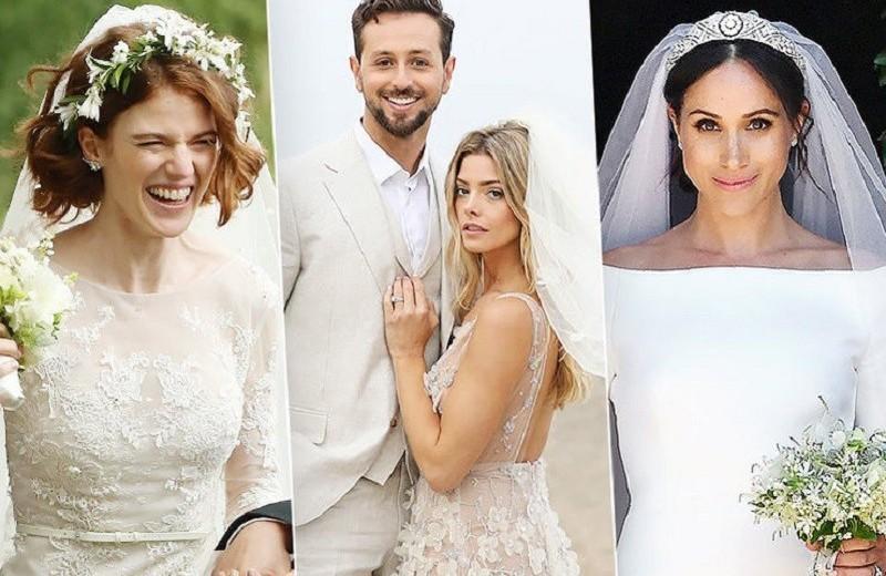 Предсвадебная лихорадка: как повторить макияж звездных невест