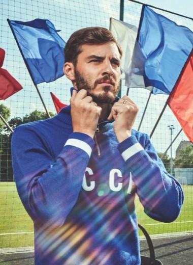 Александр Ерохин: «Футболисты должны подавать пример — в том числе в одежде»