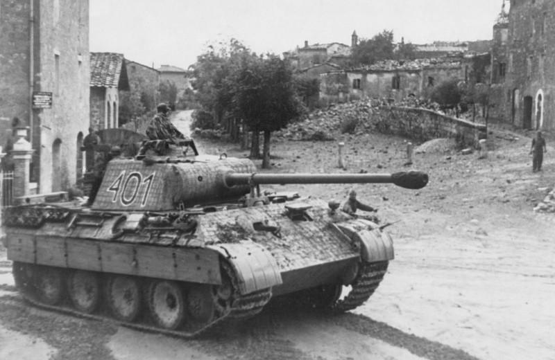 Багира промахнулась. Почему танк «Пантера» не оправдал ожиданий