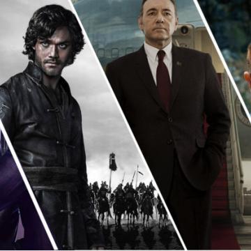 Все двадцать четыре сериала Netflix от худшего у лучшему!