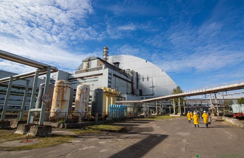 Чернобыль станет источником экологически чистой энергии