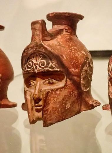Античную Гимеру защитили от карфагенян наемники