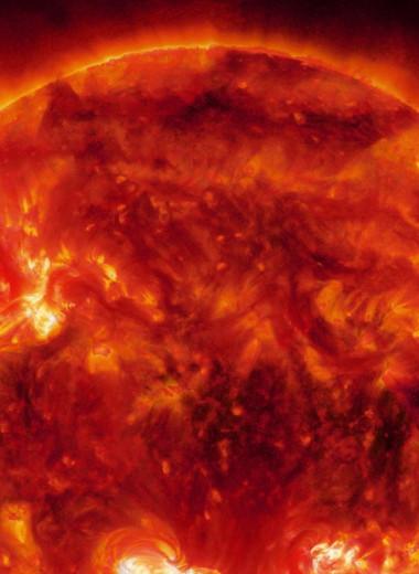 Как посмотреть на Солнце в телескоп