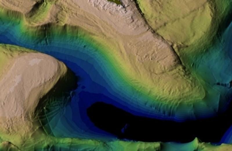 Один из мощнейших водопадов на Земле находится в океане. Теперь найден его источник