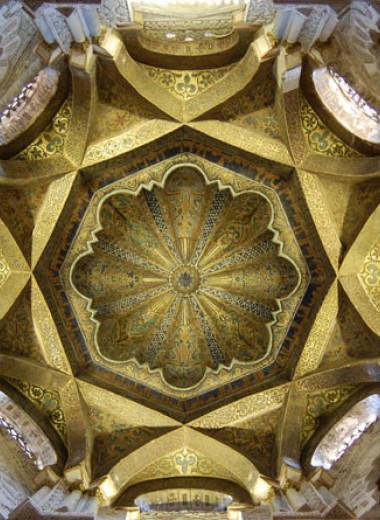 Стеклянные тессеры мозаик кордовской Мескиты привезли в Аль-Андалус из Византии