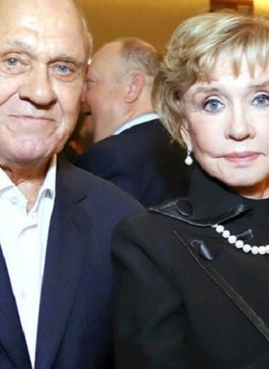 «Наша любовь устала»: Алентова призналась, почему они с Меньшовым жили врозь