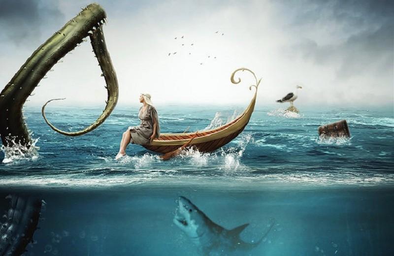 Из пучины: жуткие истории, рассказанные рыбаками и моряками