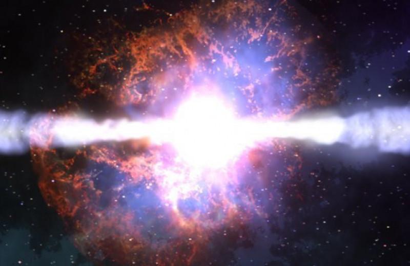 Обнаружен новый тип космического взрыва. Его энергия в 10 раз больше, чем при вспышке сверхновой