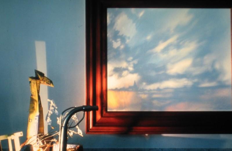 Диет Вигман: как сделать скульптуру из тени