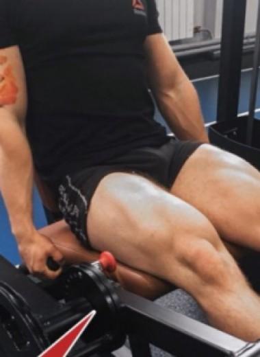 Наглядный пример: 8 лучших упражнений, чтобы заполучить мощные ноги