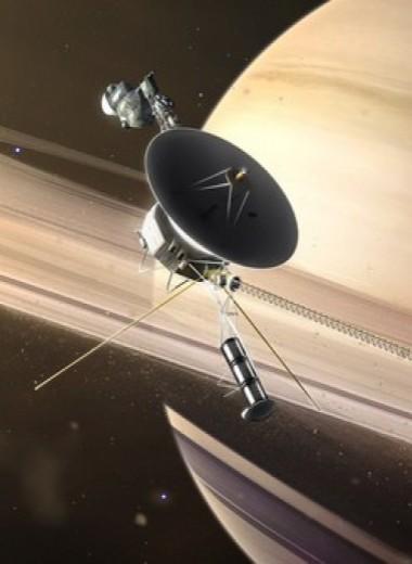 «Вояджер-1»: 10 фактов космического масштаба