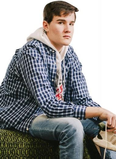 Лица поколения двадцатилетних: Райнан Морган, 17 лет, Вест-Бенд, Америка